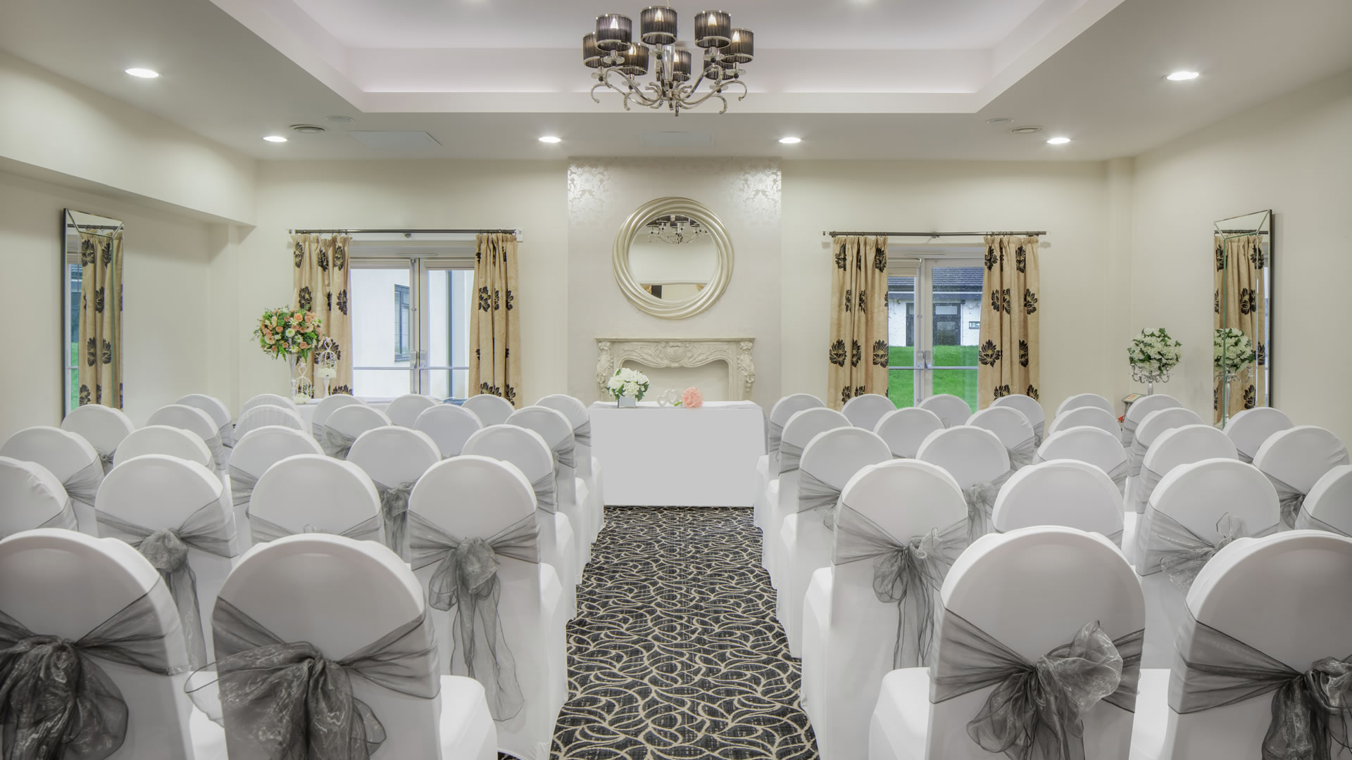Sketchley Grange Wedding - Coppice Suite
