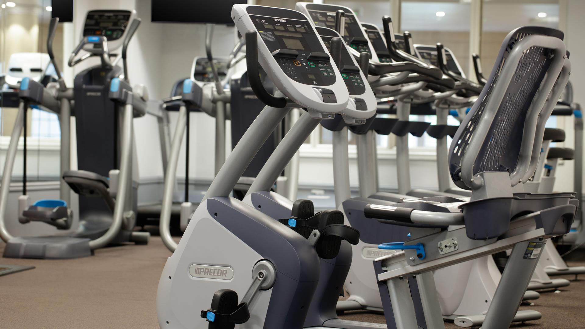 Gym in Hinckley