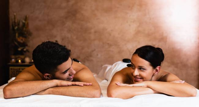 Valentine's Spa Package